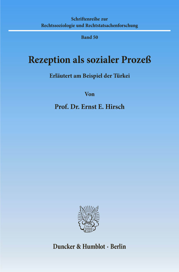Cover Rezeption als sozialer Prozeß