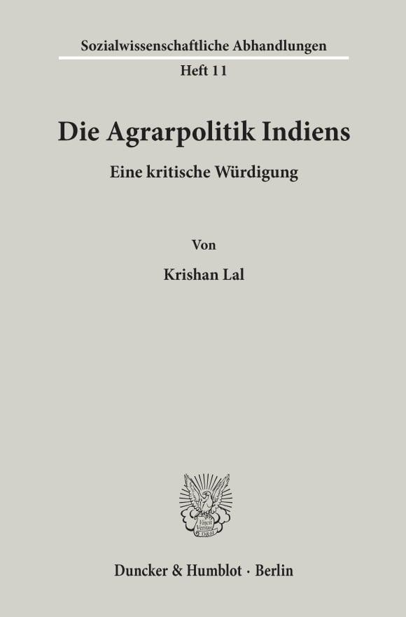 Cover Sozialwissenschaftliche Abhandlungen (SAH)