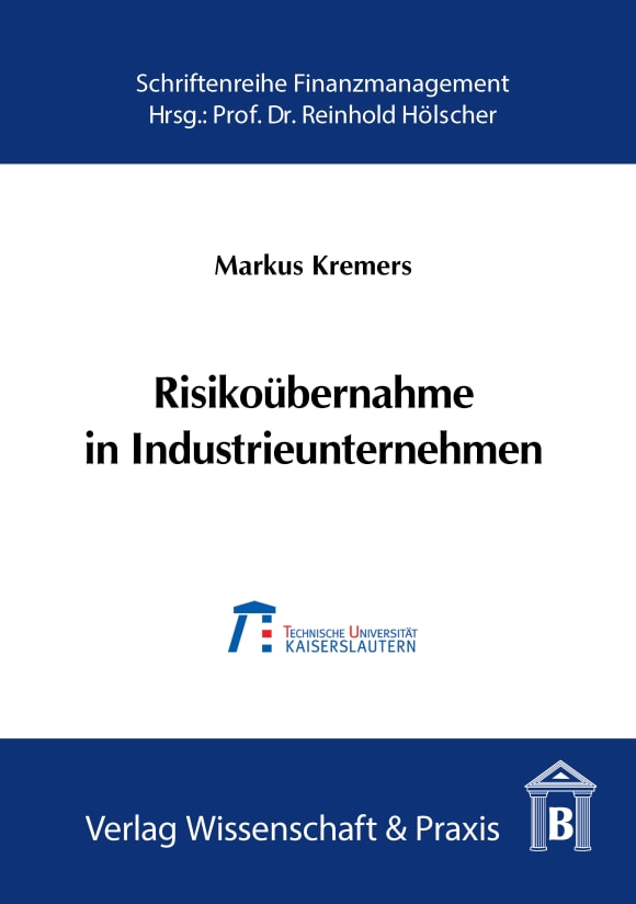 Cover Risikoübernahme in Industrieunternehmen