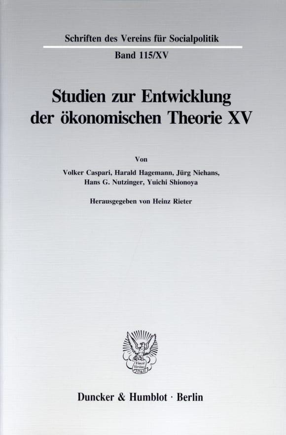 Cover Wege und Ziele der Forschung