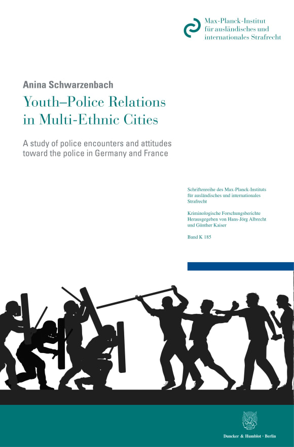 Cover Youth–Police Relations in Multi-Ethnic Cities