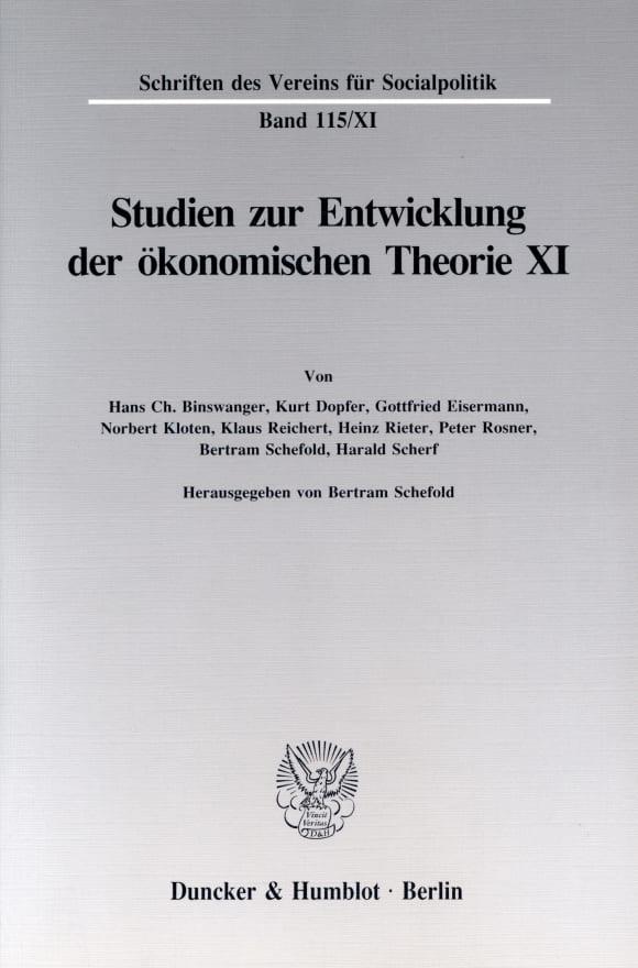 Cover Die Darstellung der Wirtschaft und der Wirtschaftswissenschaften in der Belletristik