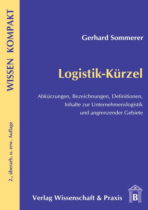 Cover Logistik-Kürzel