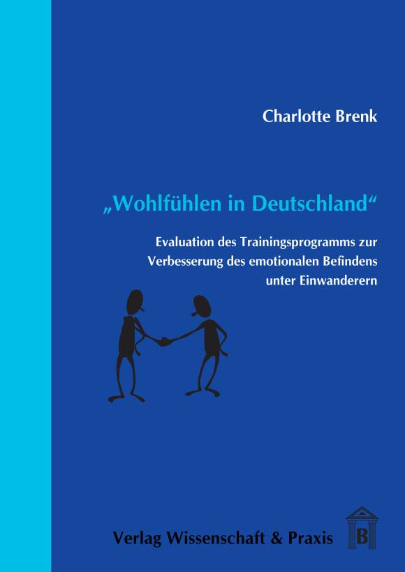 Cover »Wohlfühlen in Deutschland«