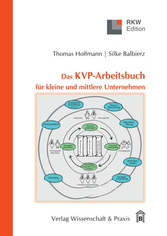 Cover Das KVP-Arbeitsbuch für kleine und mittlere Unternehmen