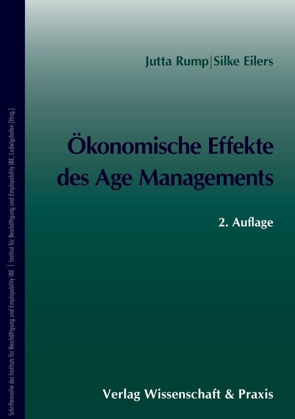 Cover Ökonomische Effekte des Age Managements