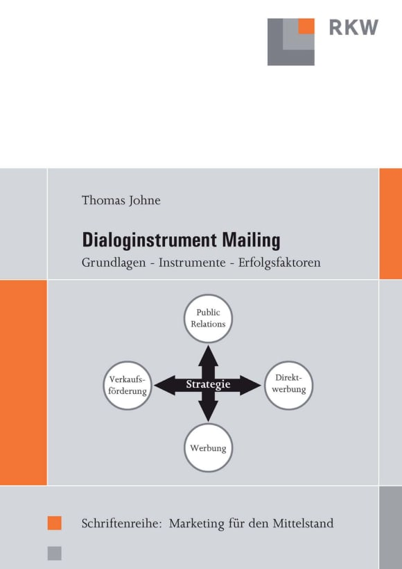 Cover Dialoginstrument Mailing