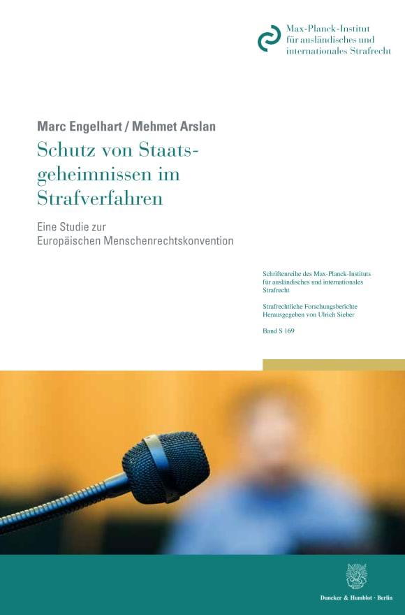 Cover Schutz von Staatsgeheimnissen im Strafverfahren