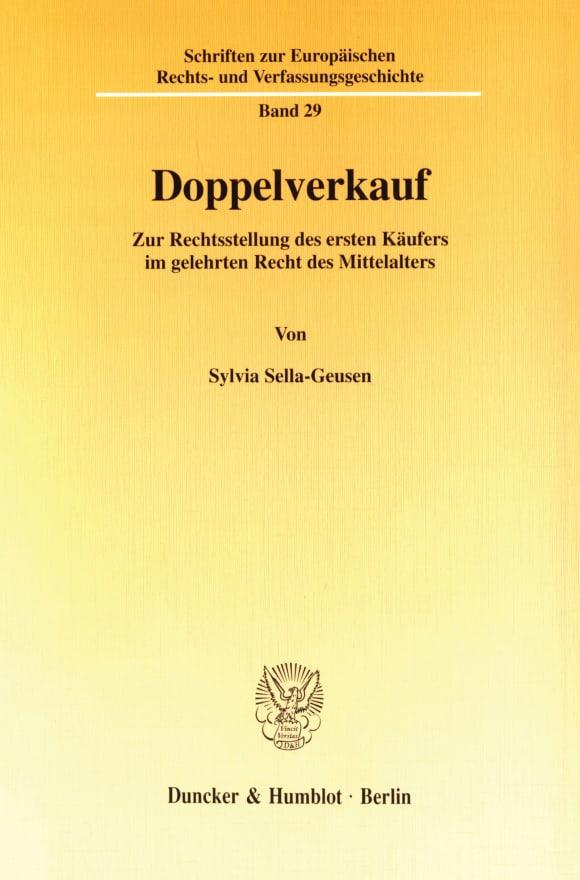 Cover Doppelverkauf
