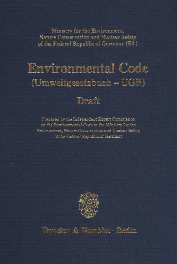 Cover Environmental Code
