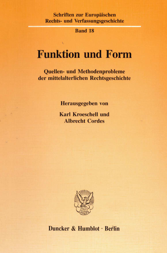 Cover Funktion und Form