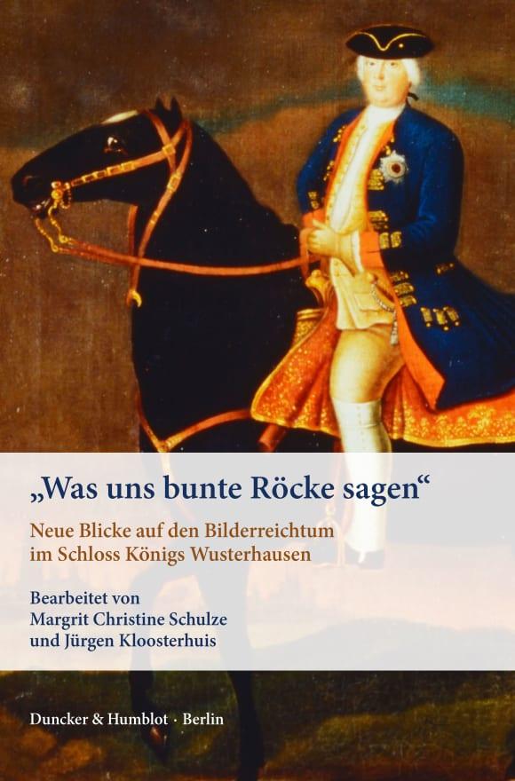 Cover »Was uns bunte Röcke sagen«