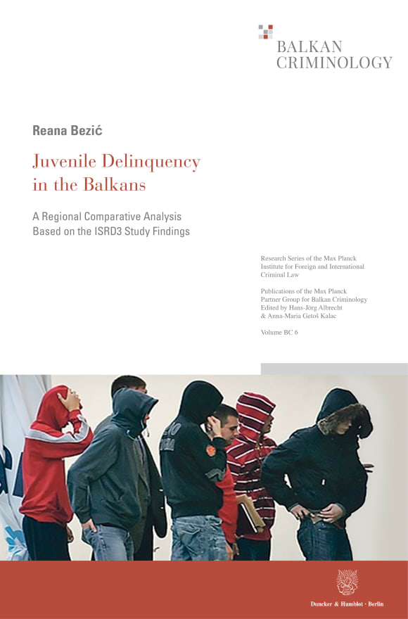 Cover Juvenile Delinquency in the Balkans