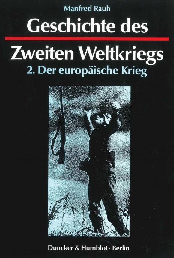 Cover Geschichte des Zweiten Weltkriegs