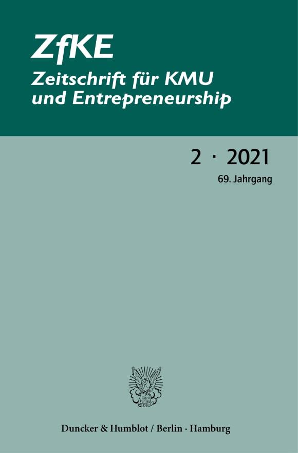Cover ZfKE 2/2021