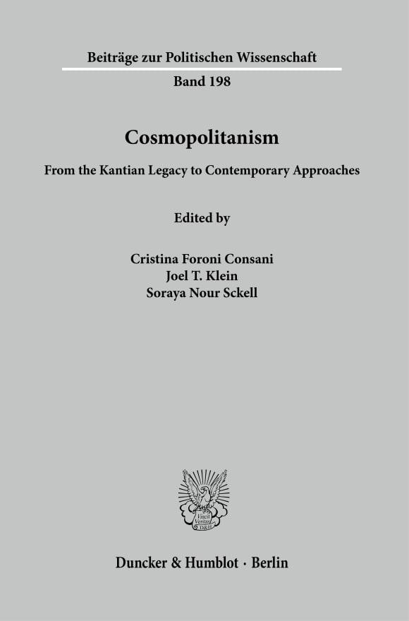 Cover Cosmopolitanism