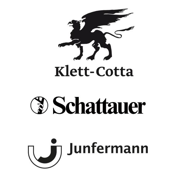 Klett-Cotta, Schattauer, Junfermann