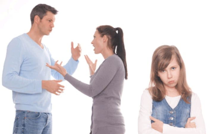 Wie mit Kindern über eine Trennung oder Scheidung sprechen?