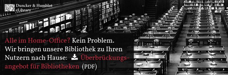 D&H Überbrückungsangebot für Bibliotheken