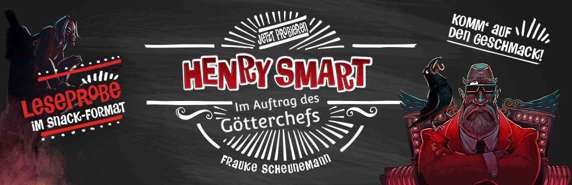 Leseprobe Henry Smart