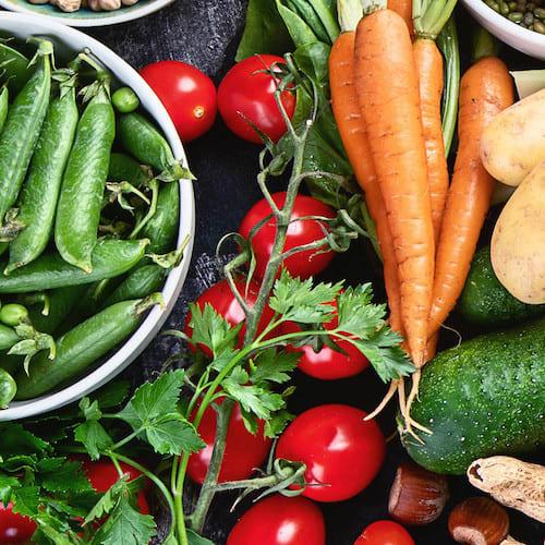 image Symbolbild für nachhaltige Ernährung