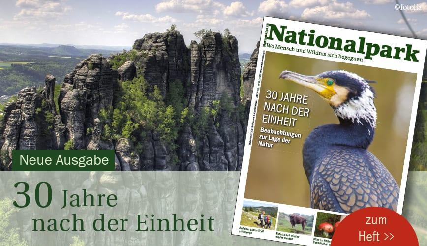 Zur neuen Ausgabe von Nationalpark