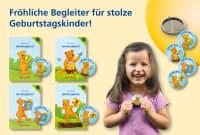 Igelhefte zum Geburtstag | Hase und Igel Verlag