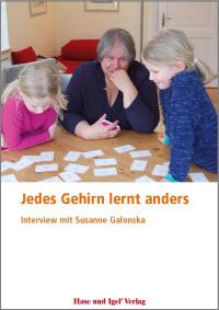 Jedes Gehirn lernt anders | Interview mit Susanne Galonska