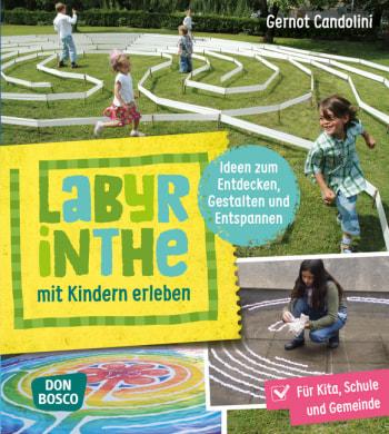 Labyrinthe mit Kindern erleben