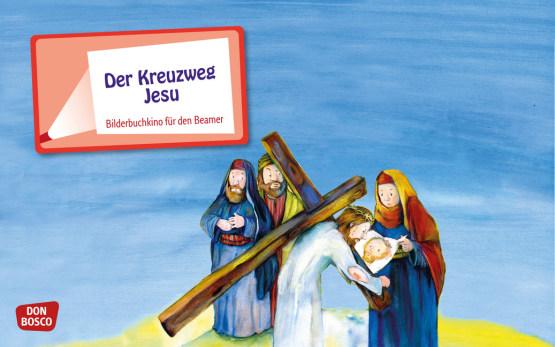 Der Kreuzweg Jesu. eKami.