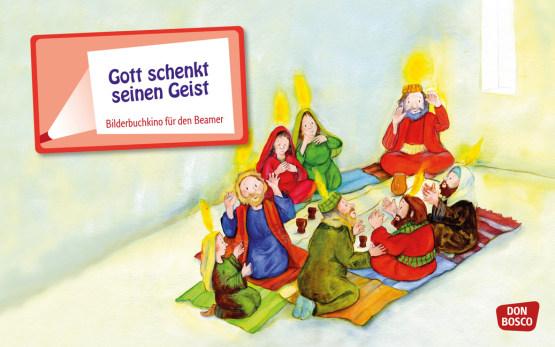 Gott schenkt seinen Geist - Die Geschichte von Pfingsten. eKami.