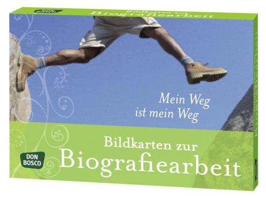 Mein Weg ist mein Weg. Bildkarten zur Biografiearbeit.