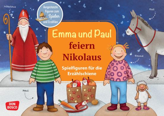 Emma und Paul feiern Nikolaus.