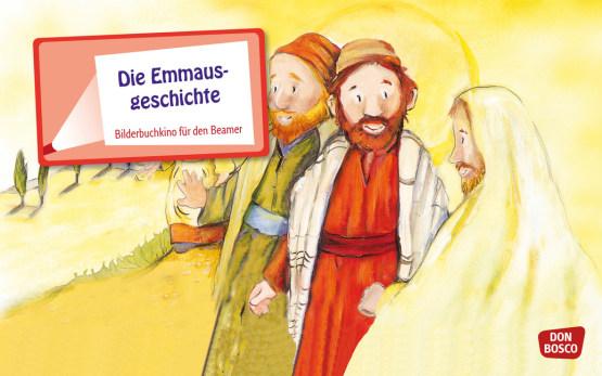 Die Emmausgeschichte. eKami