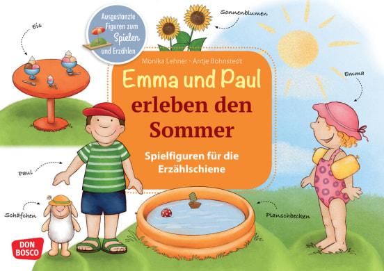 Emma und Paul erleben den Sommer.