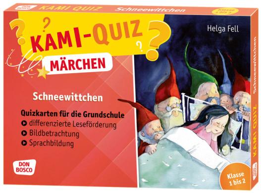 Kami-Quiz Märchen: Schneewittchen