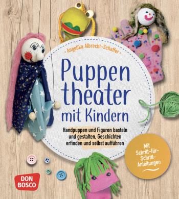 Puppentheater mit Kindern
