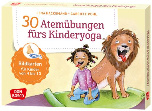 30 Atemübungen fürs Kinderyoga