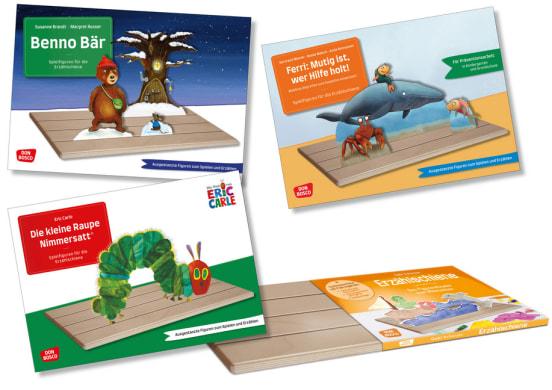 Starter-Set: Erzählschiene für die Grundschule