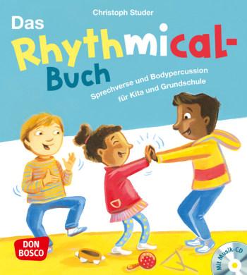 Das Rhythmical-Buch, m. Audio-CD