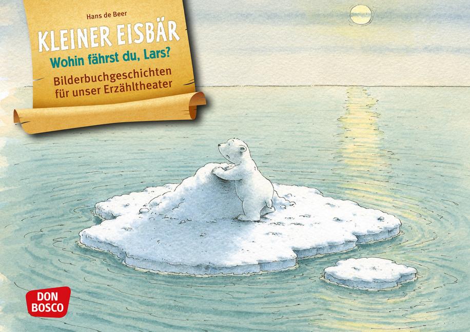 Innenansicht zu Bilderbuchgeschichten - Jubiläums-Paket. Kamishibai-Bildkartensets.