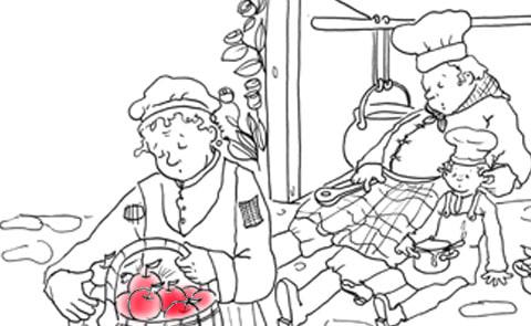 franz marc ausmalbilder kostenlos | kinder ausmalbilder