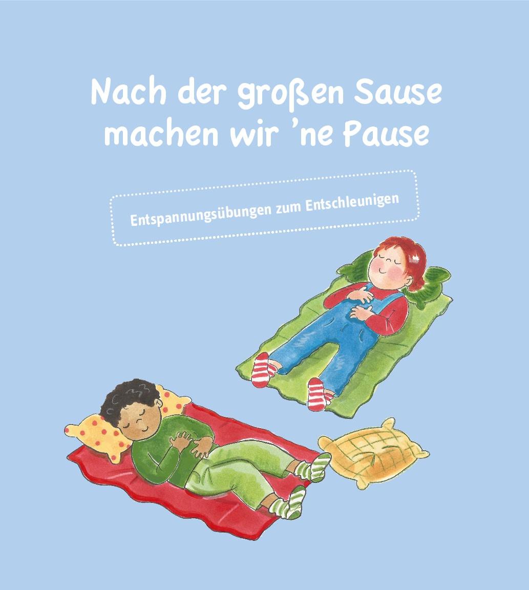 Innenansicht zu Ruhephasen im Kindergarten