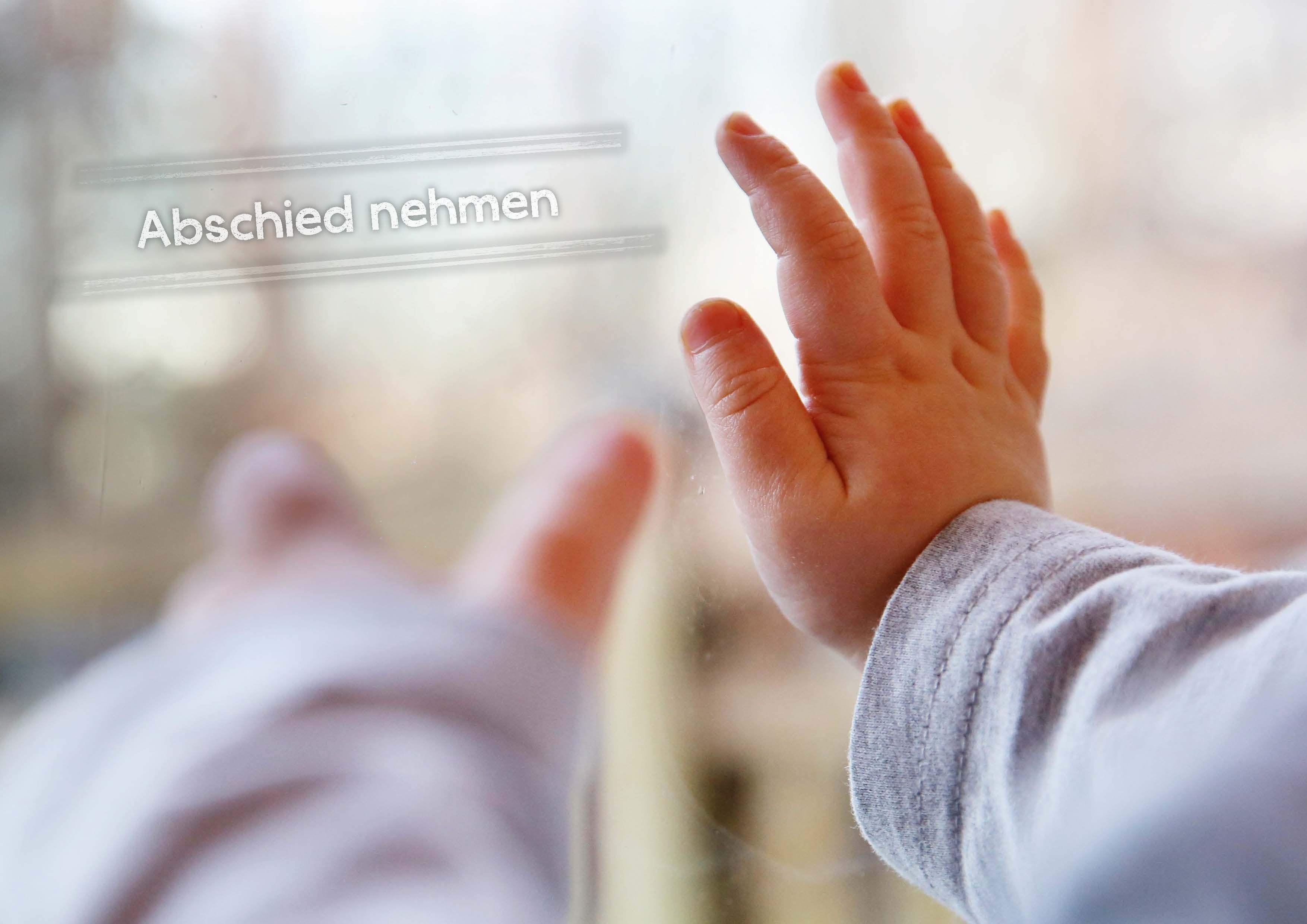 Innenansicht zu Trauerarbeit mit Kindern. Themenkarten für Teamarbeit, Elternabende und Seminare