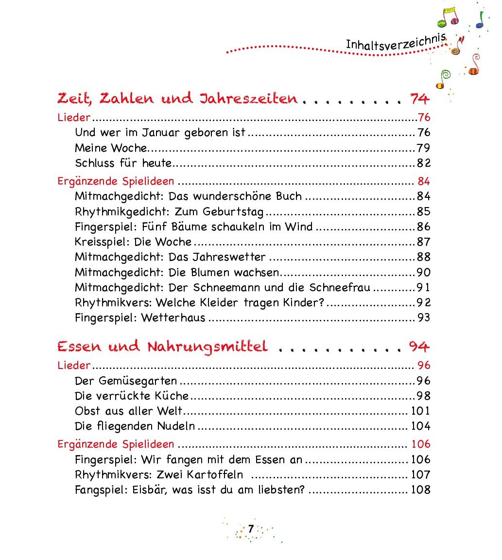 Innenansicht zu Leichter Deutsch lernen mit Musik, m. Audio-CD und Bildkarten