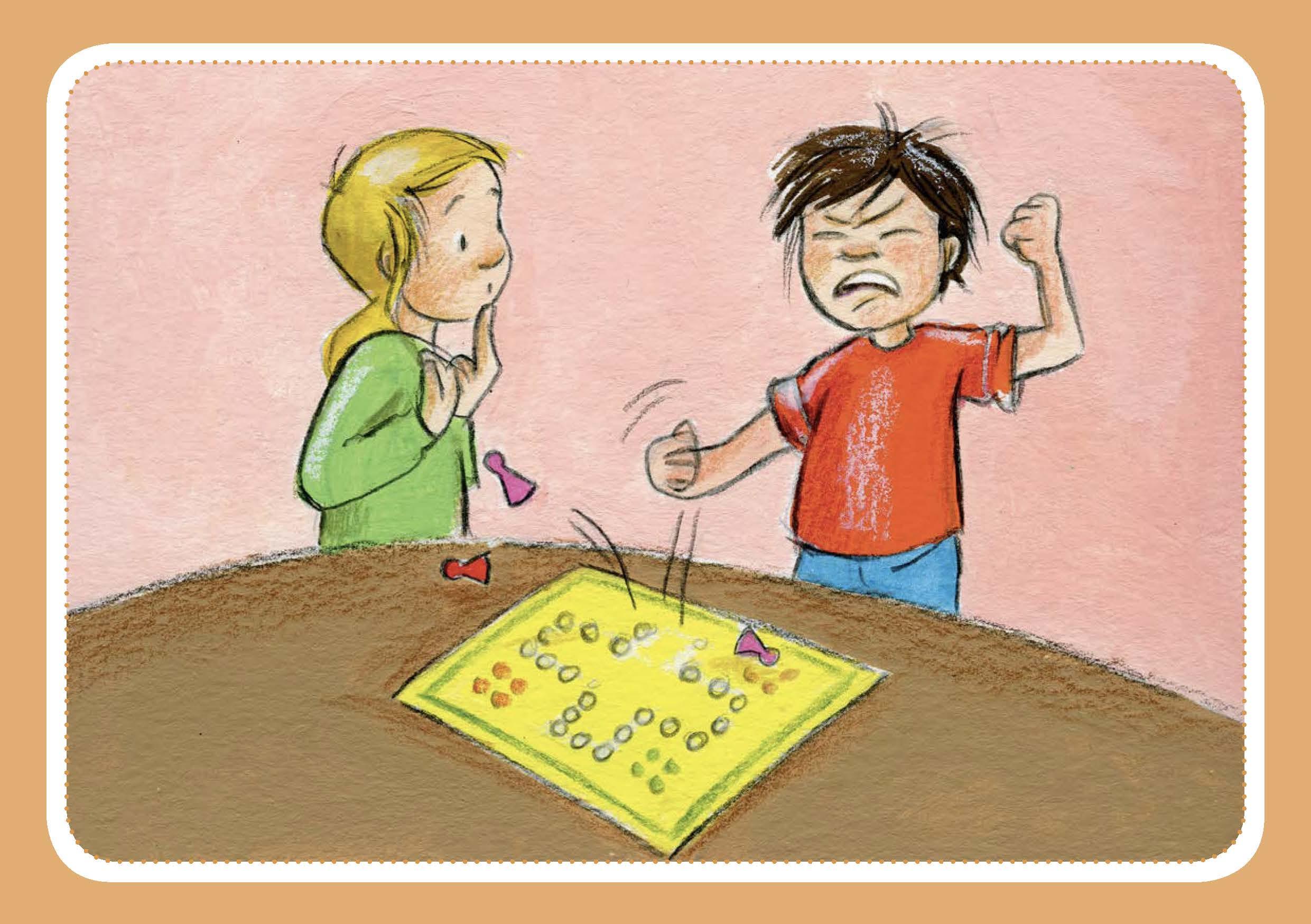 Innenansicht zu 30 Gefühlekarten für Kinder