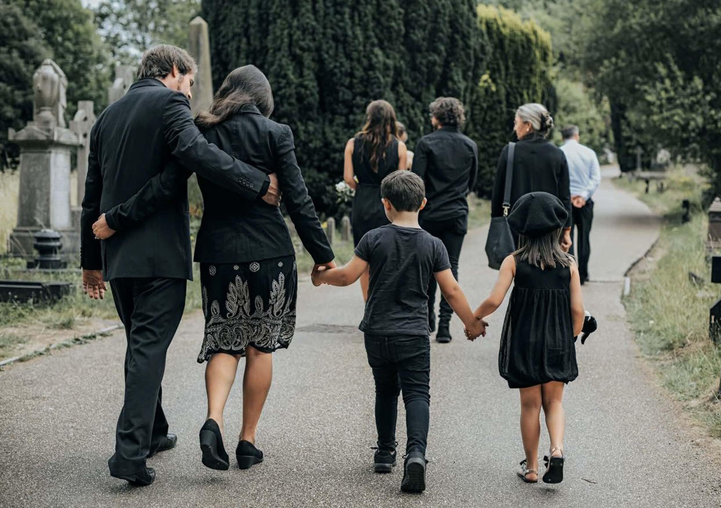 Innenansicht zu Mit Kindern über Abschied, Verlust und Tod sprechen