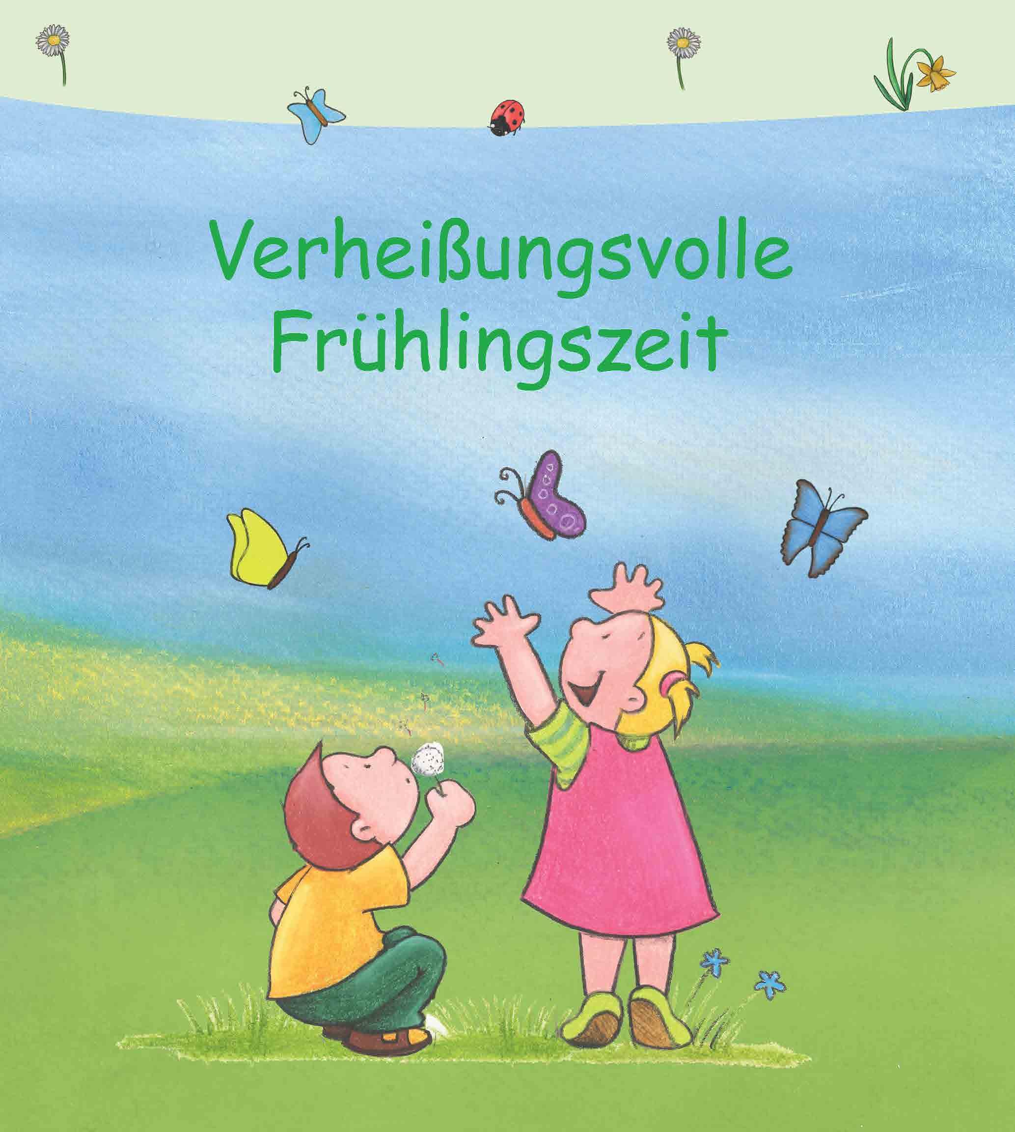 Innenansicht zu Den Frühling erleben mit Ein- bis Dreijährigen