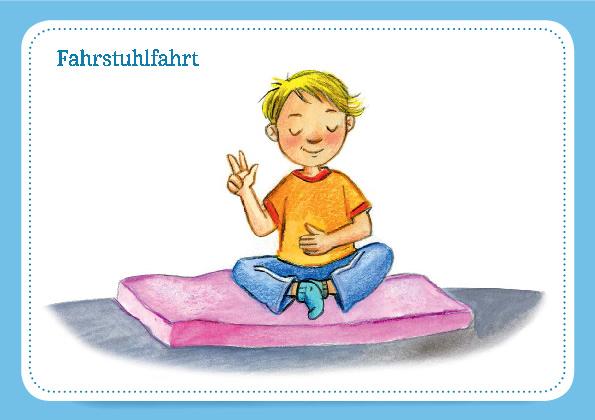 Innenansicht zu 30 Atemübungen fürs Kinderyoga