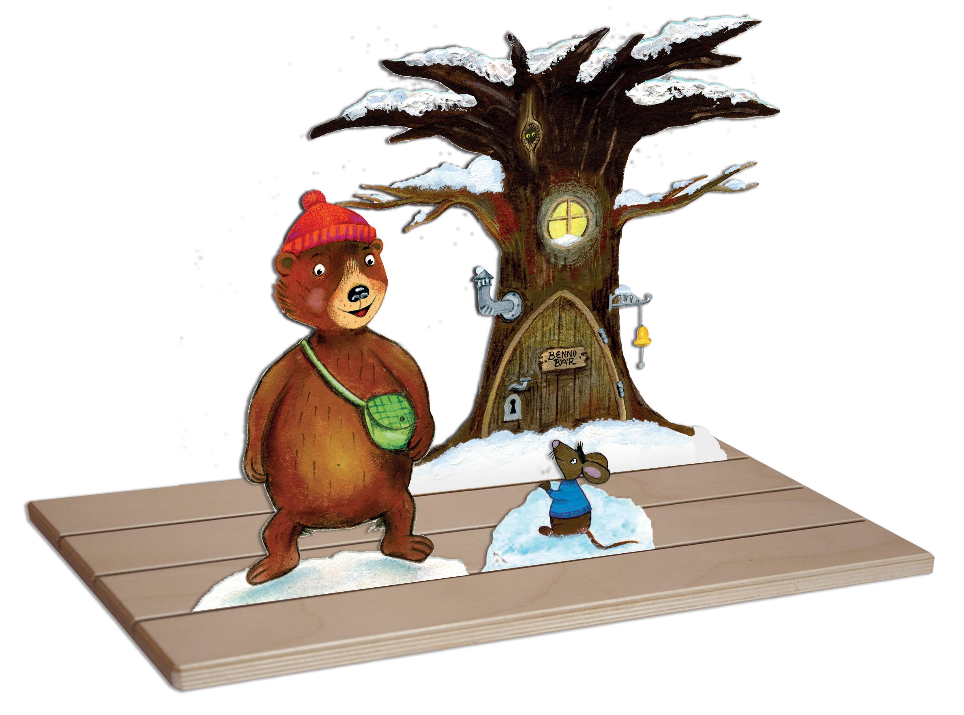Innenansicht zu Benno Bär